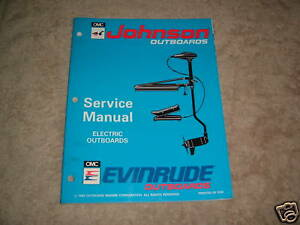 Evinrude Electric Motor Manual