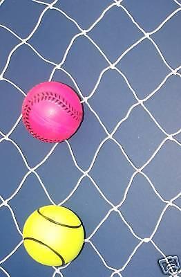 50' X 10' 15 Nylon Batting Cage Net Netting 2-160lb