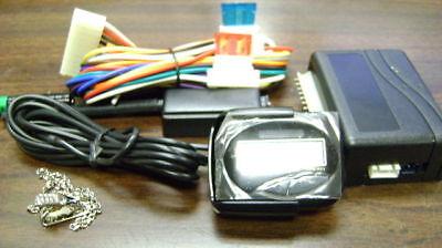 Crimestopper Cm-2000 Car Monitor System