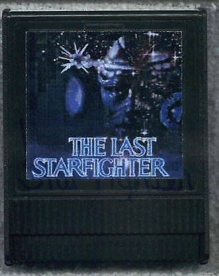 Last Starfighter Cart 800/XL/XE Atari New