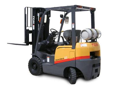 Forklift Safety Training Certification OSHA Compliance