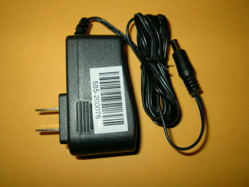Ac Dc Power Supply Adapter 15vdc 600ma-900ma Class 2 In Box Heavy Duty