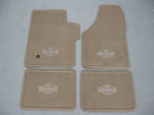 King Ranch Floor Mats Ebay