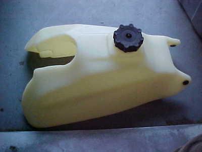 Honda Trx200 Trx 200 84 Gas Fuel Tank 4x2 Shaft Drive 1984 Petrol