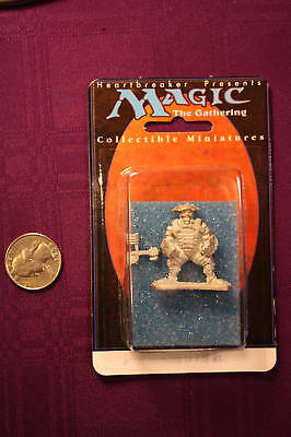 Mtg Miniature Pewter Mint 9137 Brothers Of Fire 1 Free Shipping