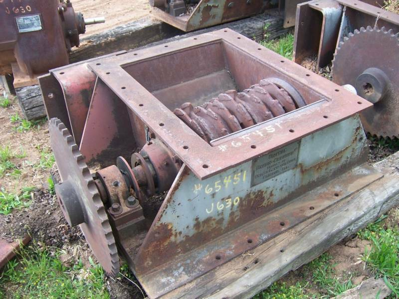 Bottom Ash Clinker Grinder