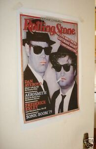 Rolling-Stones-Magazine-The-Blues-Brothers-Cover-POSTER
