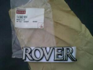 ROVER-BADGE-200-400-600-800-25-45-REAR-BOOT-BADGE-ROVER-NEW
