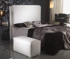 Cabecero tapizado cabeceros tapizados cabezales tapizados - Cabezal de cama tapizado ...