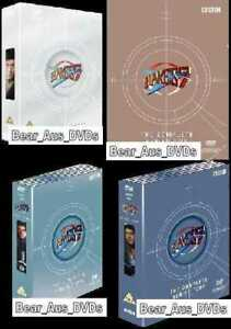 BLAKE'S 7  - 1-4 COMPLETE Series Seasons Collection - Blakes Seven - NEW DVD UK