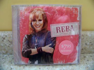 Hallmark 2008 Reba Mcentire Love Revival Album Cd Music