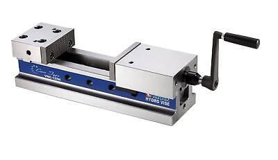 Hydraulik Schraubstock 125 mm Öffnungsweite 225 mm