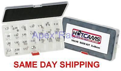 Hotcams Hot Cams 9.48 Valve Shim Kit Suzuki Ltr450