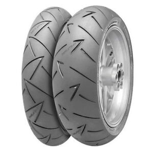 Motorcycle Tyres CONTI ROAD ATTACK 2  12070 ZR17 amp 19055 ZR17 Pair Deal  KTM - <span itemprop='availableAtOrFrom'>Telford, United Kingdom</span> - You may return the goods back to us within 14 days of receipt of delivery. Should you wish to do this the items must be returned undamged. You are responible for any costs in return any c - Telford, United Kingdom
