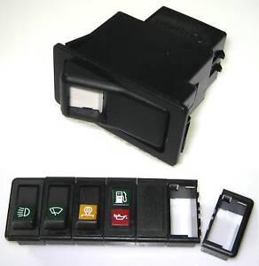 Taster 12 24 V Wippenschalter Drucktaster Hella 4570-05 Wipptaster Schalter