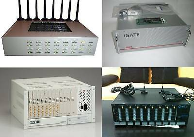 Used Teles Simberry Gsm Gateway Igate Igate32 With Vgate License Ver 17