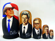 Clinton Nesting Doll