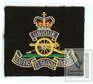 New-Lancashire-Embroidery-Royal-Artillery-Blazer-Badge