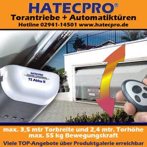 HATECPRO® Garagen Torantrieb AKKU Garagenantrieb - SHOP