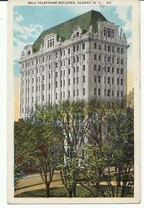 BELL-TELEPHONE-BUILDING-ALBANY-N-Y-NEW-YORK