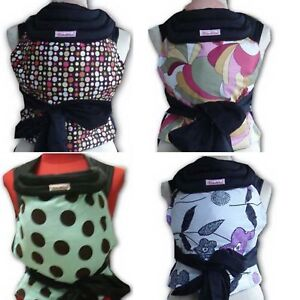 NEW MEI TAI BABY SLING CARRIER REVERSIBLE PICK PATTERN