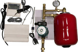 Solar-Water-Heater-Working-Station-with-Controller