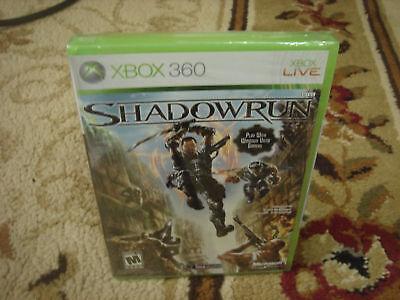 Shadowrun (xbox 360)