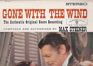 Gone-With-The-Wind-1939-Original-Movie-Soundtrack-LP