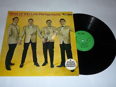 TRIO LOS PARAGUAYOS - Best Of Trio Los Paraguayos - LP