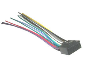 pioneer wiring harness car stereo 16 dpin wireconnector