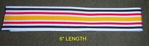 GERMAN-China-Campaign-Medal-Ribbon-x-6-1901-Free-UK-p-p