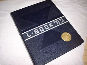 1958-Lawrence-Institute-of-Technology-Yearbook-Detroit-Lawrence-Tech-L-Book