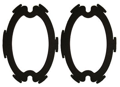1959 Cadillac Fog And Signal Lens Gaskets, Outer Pair