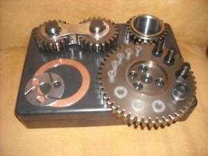 Dual-Idler-Timing-Gear-Drive-Set-Big-Block-Mopar-Noisy