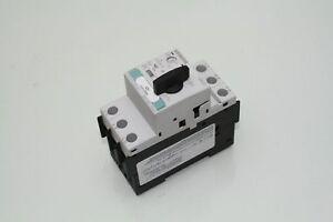 Siemens Sirius 3rv1421 1da10 Breaker Motor Starter