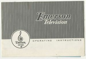 Emerson-Television-Instruction-Booklet-60-039-s