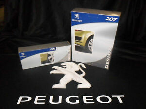 Genuine-Peugeot-207-mudflaps-3-5-door-set-of-4