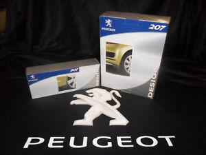 Genuine-Peugeot-207-mudflaps-3-5-door-set-of-4