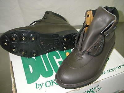 Chaussures Golf Cuir okespor Fairway T. 36 Neuves