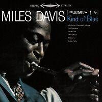 MILES-DAVIS-KIND-OF-BLUE-180gr-VINYL-2LP-NEW-REMASTERE