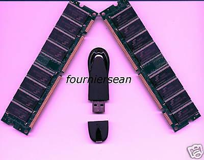 1 Gb Ram Memory 8gb Flash Upgrade 4 Yamaha Motif Es 6 7 8 Es6 Es7 Es8a 2x 512mb