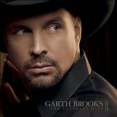 The Ultimate Hits by Garth Brooks (CD, N...