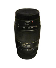 Tamron Di 70-300mm Focal Camera Lenses