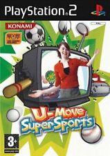 Jeux vidéo français pour le sport et PlayStation Move