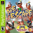 Ape Escape (Sony PlayStation 1, 1999) - European Version