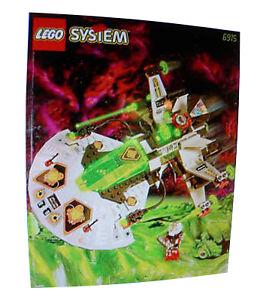 NEW Lego Space UFO 6915 Warp vinge Fighter SEAL