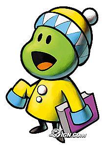 Mario & Luigi Superstar Saga (Nintendo Game Boy Advance, 2003)