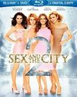 Sex and the City 2 (Blu-ray/DVD, 2010, 2-Disc Set)
