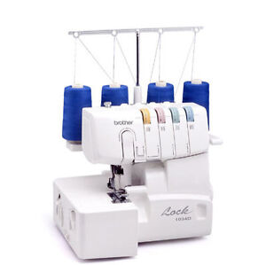 Brother 1034D 3//4 Lay-In Thread Sewing Serger  Machine New In Box