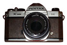 Pentax K1000 35mm SLR Film Camera with 50mm Lens